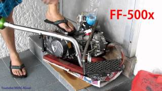 Pit Bike Engine Re-use YX 160 First Time Start from Long Storage 1P60FMK
