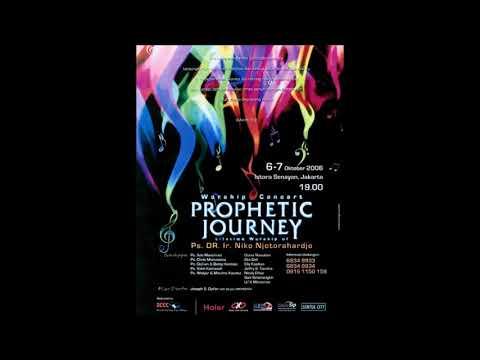 Medley Terima Kasih Yesus - Worship Concert Prophetic Journey Niko Njotorahardjo