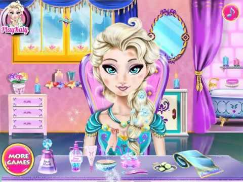 Giochi Di Frozen Elsa Total Makeover Su Denygiochiit Youtube
