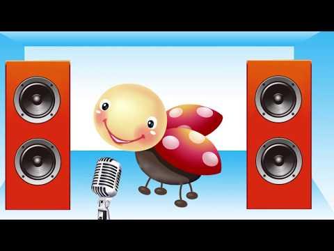 Божья коровка. Мульт-песенка/ Ladybird. Kid's Song. Наше всё!