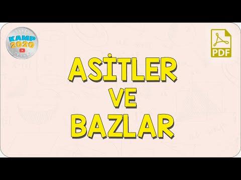 Asitler ve Bazlar | Kamp2020
