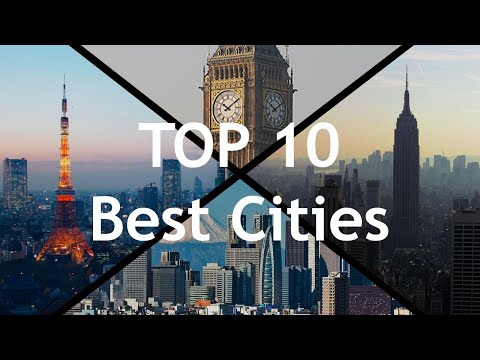 Best Cities in the World 2019