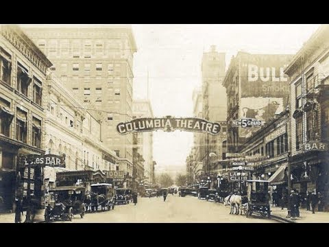 Finding Portland's Old Movie Theaters