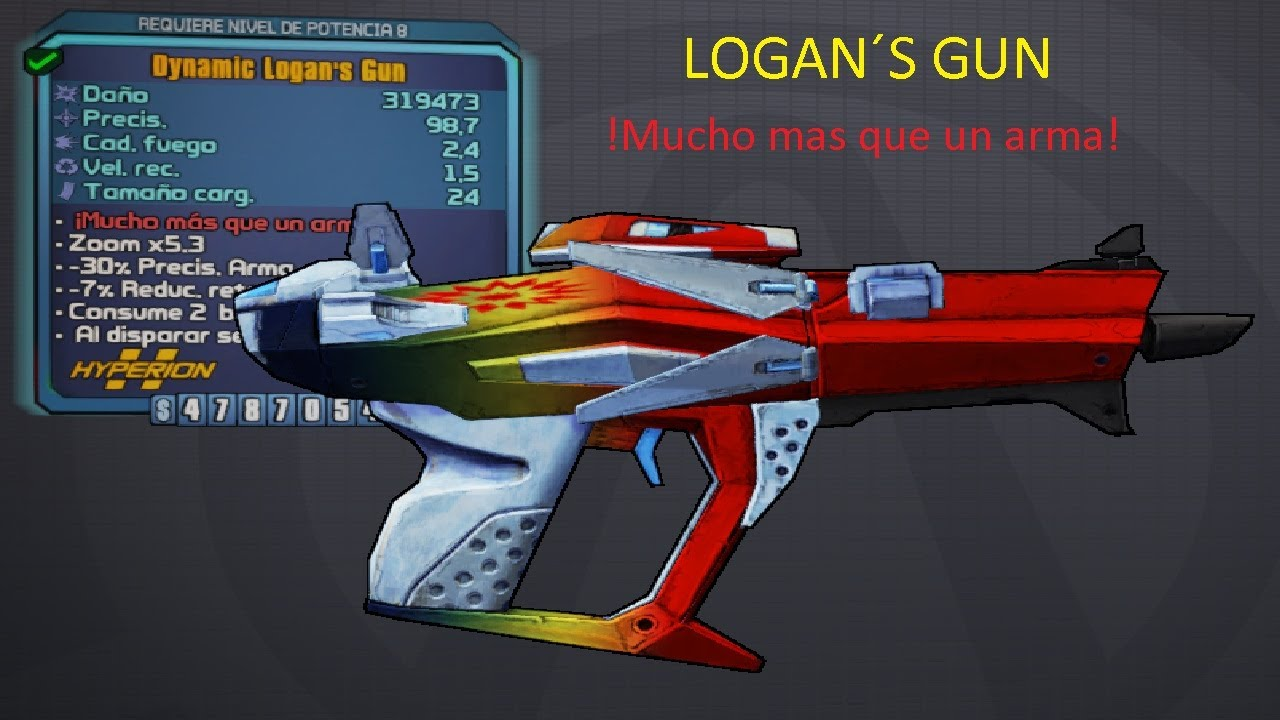 How to get law gun borderlands 2