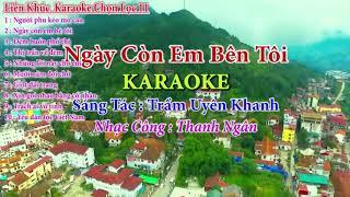 🎵Liên Khúc 🎶 karaoke 🎤BOLERO chọn Lọc ↕Người Phu Kéo Mo Cau ↕ By in Thanh Ngân