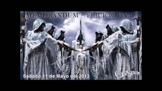 Coliseum - Memorandum