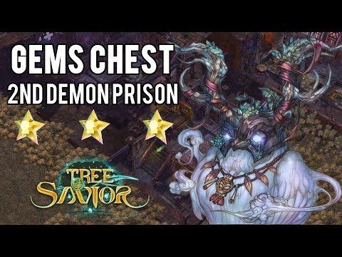 [Tree of Savior Guide] 2nd Demon Prison Gems Chest
