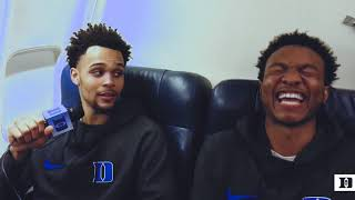 DBP Exclusive: Wendell Carter Jr and Gary Trent Jr after Miami Win (1/15/18)