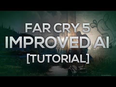 Far Cry Arcade: Better AI Tips/Tricks, Control Zones, Animation Points...