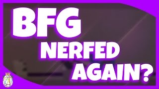 Roblox Phantom Forces - BFG Nerfed Again?