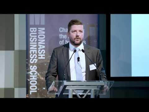 Business Breakfast: Marketing Sport - Mitch Wiley