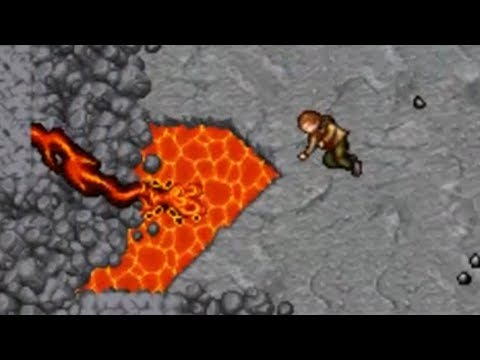 THE DECEIVING LAVA / FIRE - BEST OF TIBIA, PART 22 - TWITCH   TIBIA