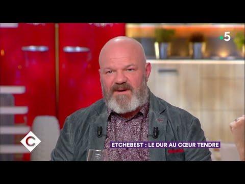 Dîner rock avec Philippe Etchebest et The Inspector Cluzo ! - C à Vous - 04/05/2018