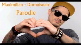 Guvid & Jimmy - Tampoane ( Parodie Maximilian - Domnisoare  feat. Zhao & Spike )