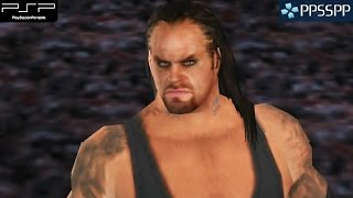 WWE SmackDown vs. Raw 2011 - PSP Gameplay 1080p (PPSSPP)