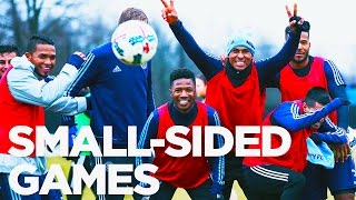 Small-Sided Games | INSIDE TRAINING