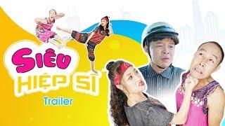 SIÊU HIỆP SĨ Tập 1 Trailer - TRỘM CHÓ - Hài Trung Ruồi, Thương Cin, Thái Sơn