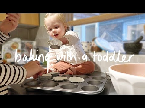 Download Youtube: BAKING WITH A TODDLER | AD | Rhiannon Ashlee Vlogs