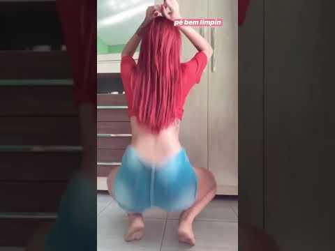 LARA SILVA DANÇANDO FUNK