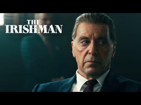 The Irishman | Al Pacino | Netflix