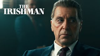The Irishman | Al Pacino | Netflix