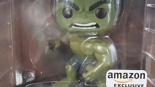 Unboxing The Avengers: Hulk POP Figure