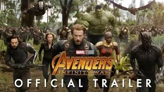 Avengers Infinity War Latest Trailer Hollywood...