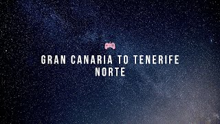 X-PLANE 11 // FULL FLIGHT // BINTER CANARIAS ATR 72 // GRAN CANARIA TO TENERIFE NORTE