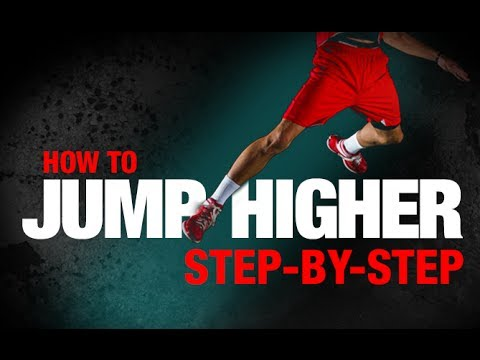 How to Jump Higher (STEP BY STEP GUIDE!)