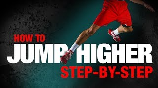 how to jump higher step by step guide
