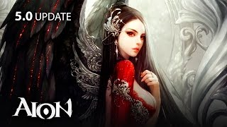 Aion 5.0 - Asmodian Character Creation - F2P - KR