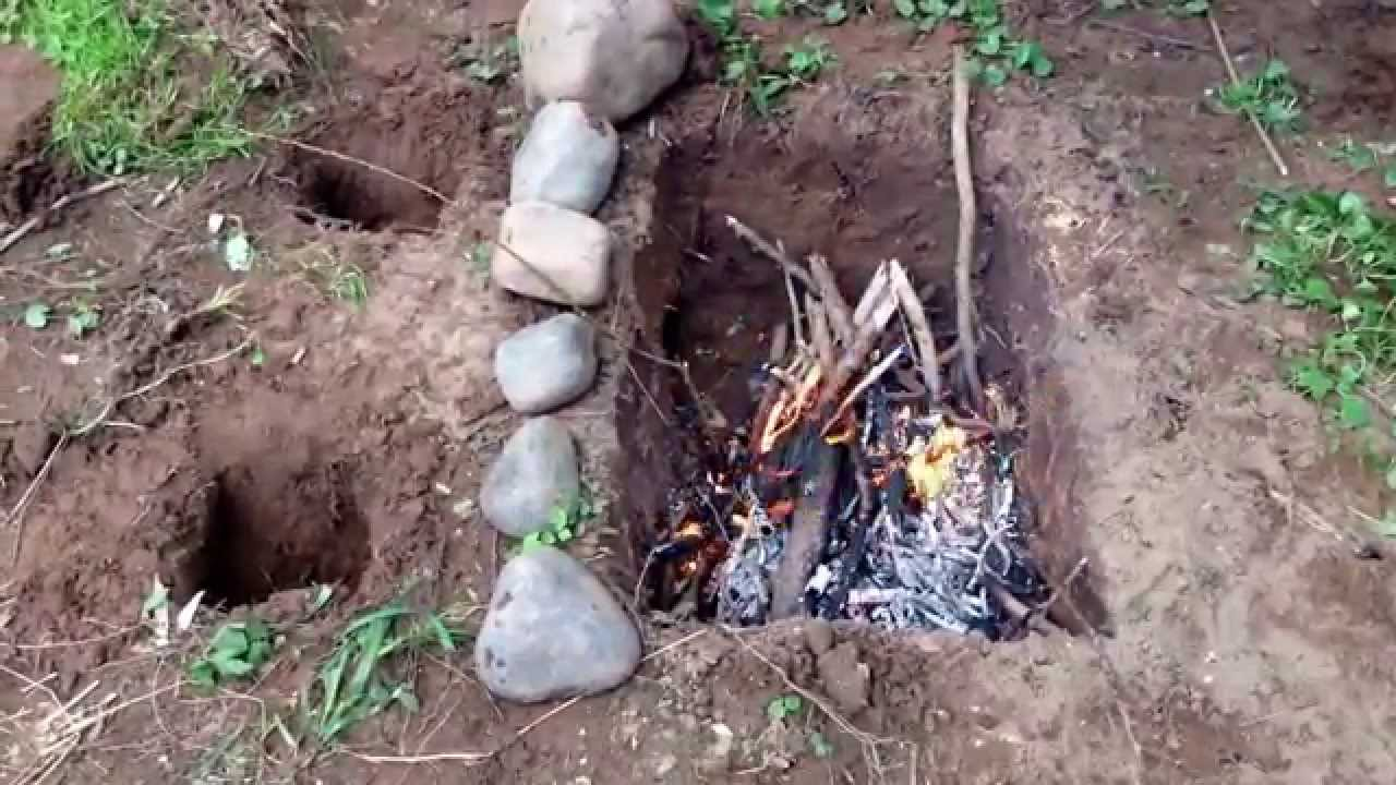 picture How to Make a Fire to Survive