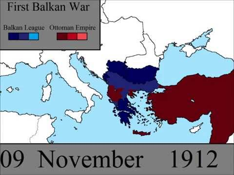 The Balkan Wars: Every Day
