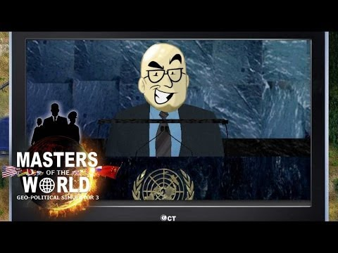 Let's Look At: Masters of the World: Geo-Political Simulator