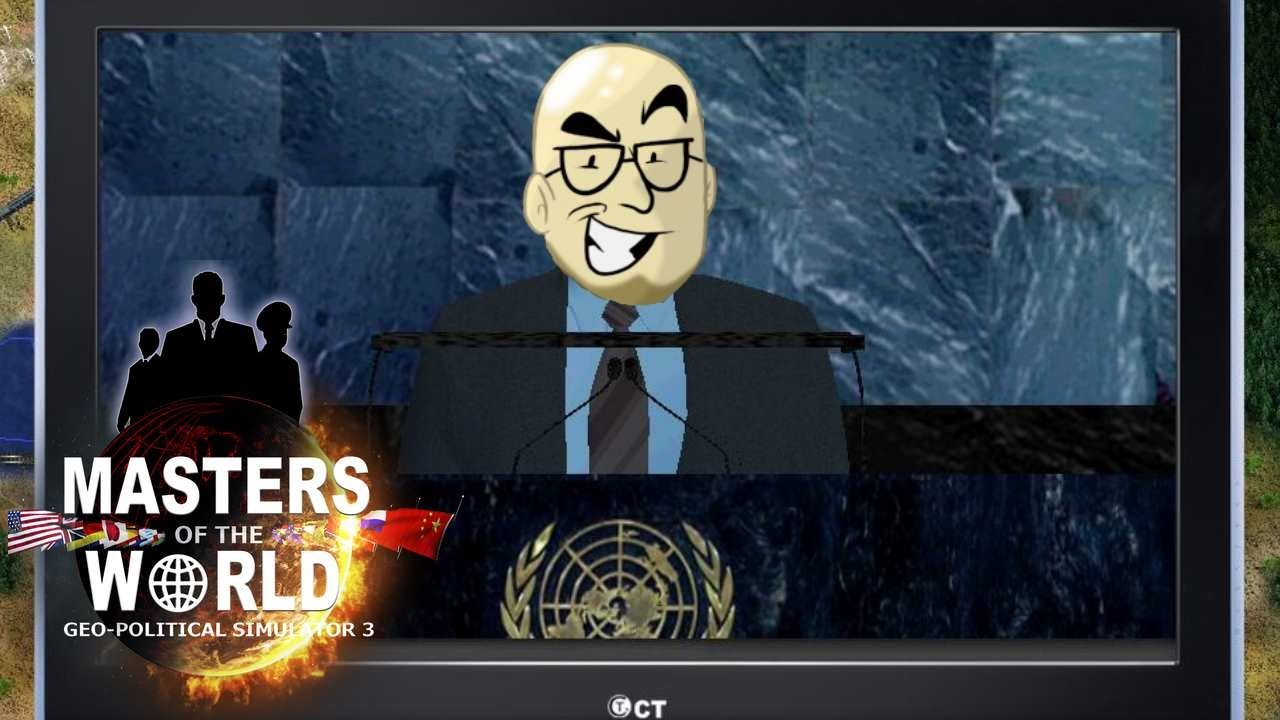Download Let's Look At: Masters of the World: Geo-Political Simulator 3!