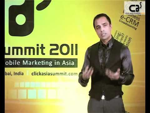 Lessons for Life and Business (Part 1) - Gurbaksh Chahal @ Click Asia Summit 2011