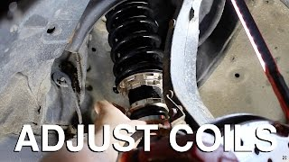 How to Adjust Coilovers (Complete Guide)