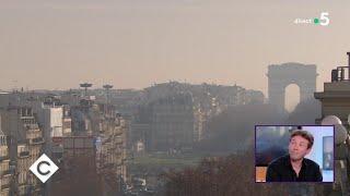 Enquête sur le scandale de l'air pollué - C à Vous - 12/03/2019