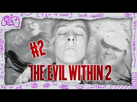 Evil Within 2 - Ep. 2: The Krispy Kreme CONSPIRACY - Joystick Joyride I Thomas Sanders & Friends