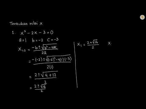 Contoh Soal Rumus Abc 1 Youtube