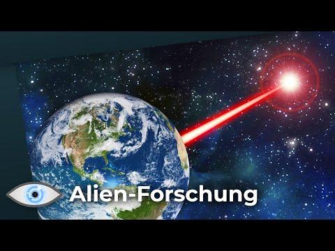 Belege für Außerirdisches Leben - Alien-Forschung
