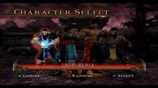 Mortal Kombat : Shaolin Monks (PS2) - Walkthrough [Pt. 1/10]