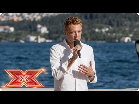 Will this be the last time we see Aidan Martin? | Judges' Houses | The X Factor 2017