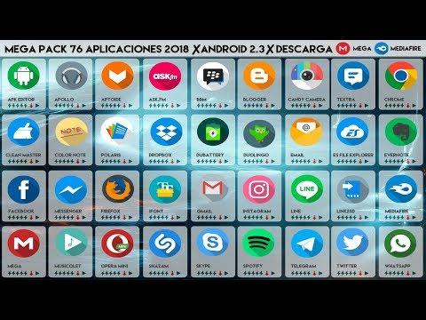 [MEGA PACK] Aplicaciones Ligeras Android 2.3+ Gama Baja 2019