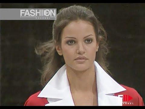 ALBERTA FERRETTI Milan Spring Summer 1993 - Fashion Channel