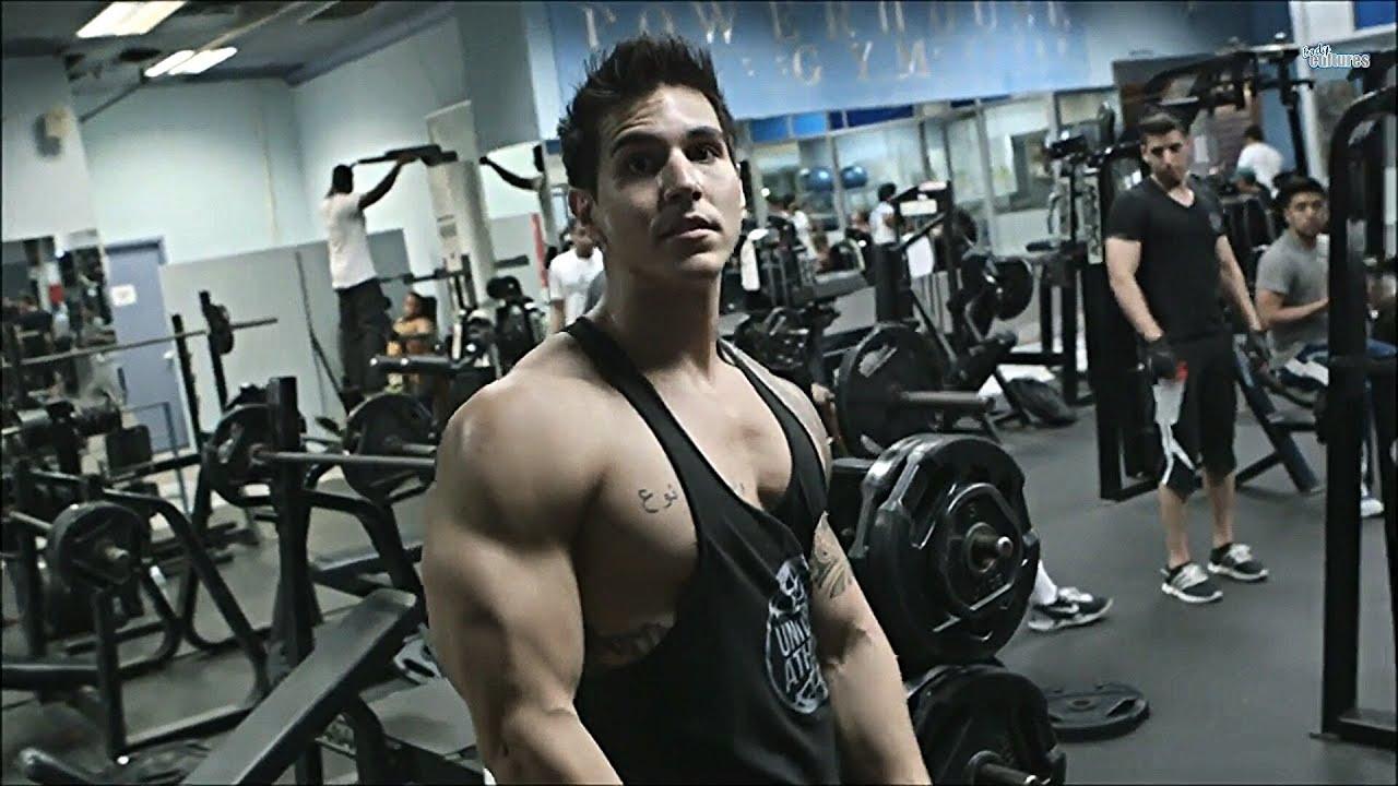 Rutina Espalda y Triceps - Alan Valdez Fitness - YouTube