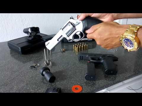 Diferenças entre Revolver e Pistola