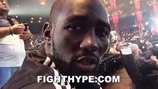 "TERENCE CRAWFORD OPENS UP ON ""MEAN MACHINE"" KAVALIAUSKAS CLASH: ""DON'T CALL IT A TUNE-UP"""