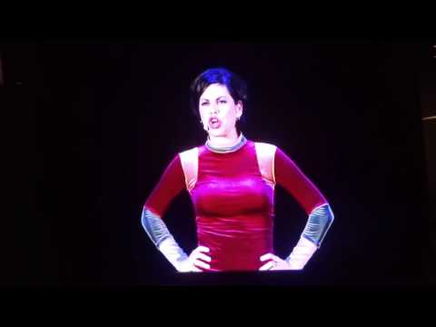 Nothing - A Chorus Line LIVE at the Hollywood Bowl