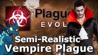 Plague Inc: Custom Scenarios - Semi-Realistic Vampire Plague